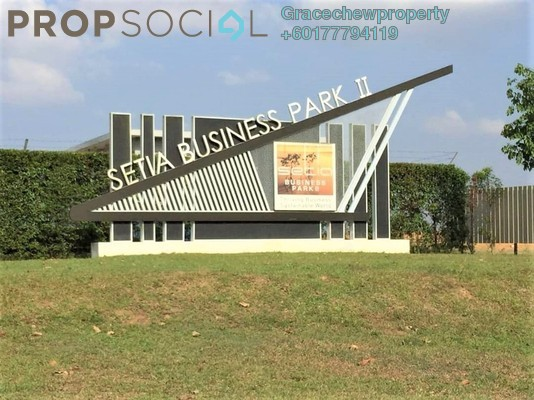 Factory For Sale in Setia Business Park 2, Johor Bahru Freehold Semi Furnished 0R/0B 2.2m