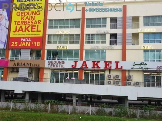 Office For Sale in Ostia Bangi Business Avenue, Bandar Baru Bangi Freehold Unfurnished 0R/0B 340k