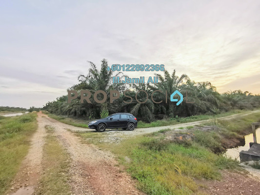 Land For Sale in Taman Chaah Baru, Chaah Leasehold Unfurnished 0R/0B 280k