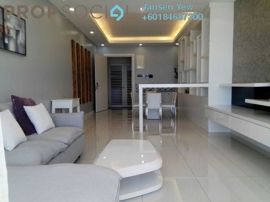 Condominium For Rent in BaysWater, Gelugor Freehold Fully Furnished 3R/2B 3k