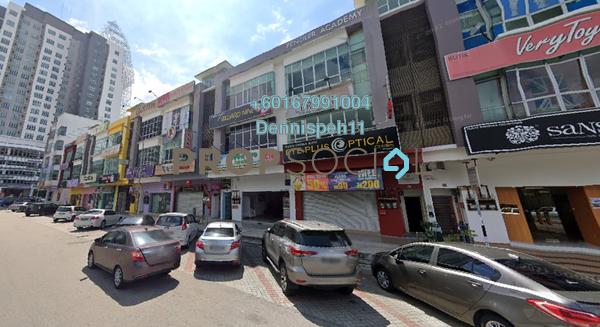 Shop For Rent in Taman Austin Heights, Tebrau Freehold Semi Furnished 9R/2B 1.4k