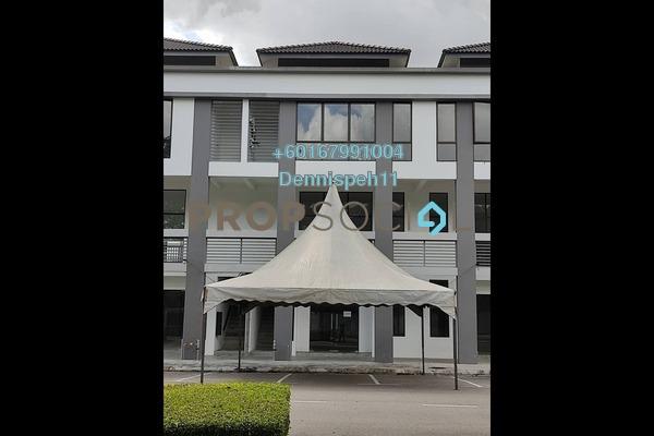 Shop For Rent in Taman Kota Masai, Kota Masai Freehold Unfurnished 0R/0B 2.4k
