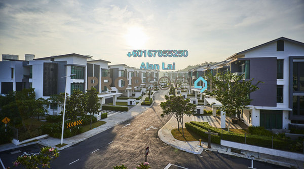 Bungalow For Sale in Sejati Residences, Cyberjaya Freehold Semi Furnished 6R/6B 31m