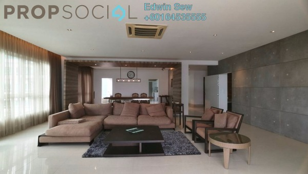 Condominium For Sale in The Cove, Tanjung Bungah Freehold Fully Furnished 5R/6B 2.8m
