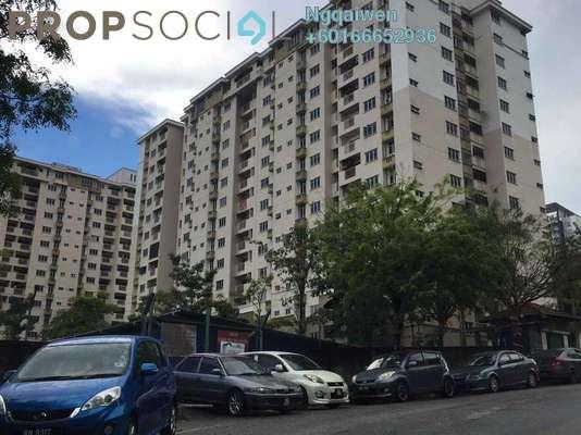Condominium For Rent in Villa Pavilion, Seri Kembangan Freehold Semi Furnished 3R/2B 1.3k