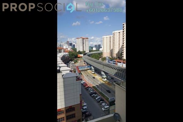 Condominium For Rent in Pelangi Damansara Sentral, Mutiara Damansara Freehold Semi Furnished 1R/1B 1.4k