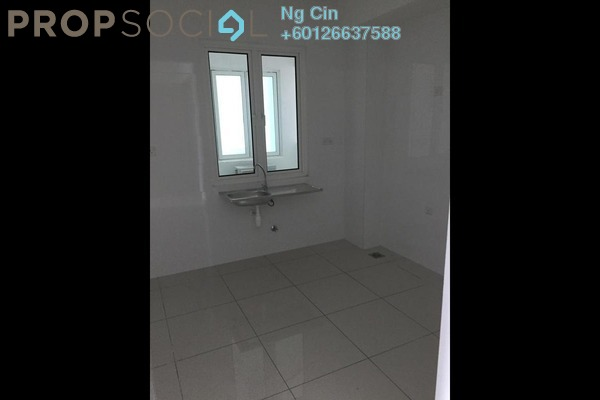 Condominium For Rent in Court 28 @ KL City, Sentul Freehold Semi Furnished 3R/2B 1.9k