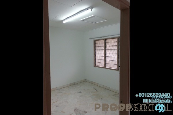 Apartment For Rent in Teratai Mewah Apartment, Setapak Freehold Semi Furnished 3R/1B 1k