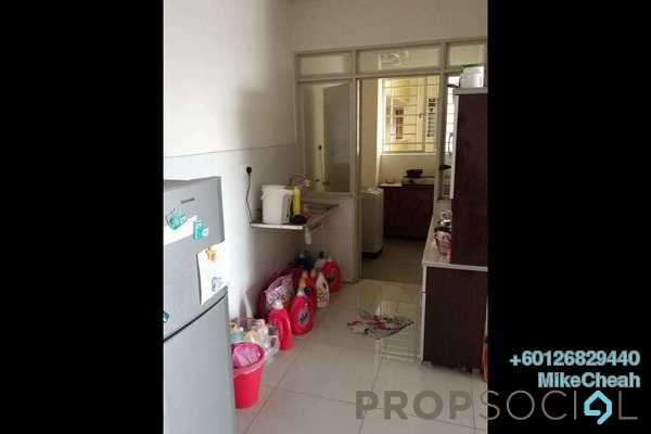 Condominium For Rent in Platinum Lake PV16, Setapak Freehold Semi Furnished 3R/2B 1.95k