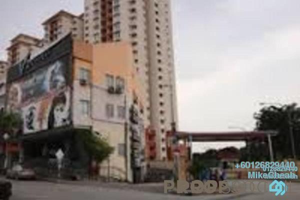 Condominium For Rent in Wangsa Metroview, Wangsa Maju Freehold Semi Furnished 3R/2B 1.7k