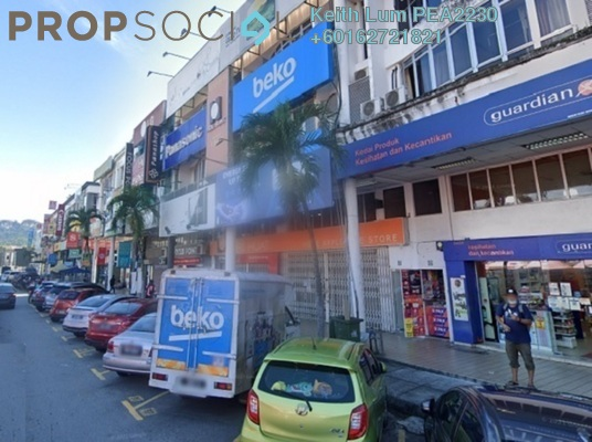 Office For Rent in Medan Idaman Business Centre, Setapak Freehold Semi Furnished 2R/2B 1.65k