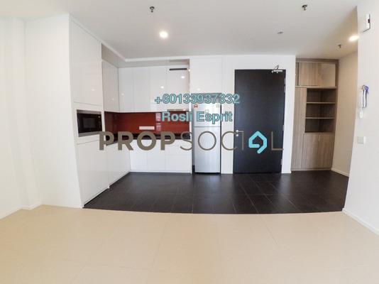 SoHo/Studio For Rent in Arcoris, Mont Kiara Freehold Semi Furnished 1R/1B 2.6k