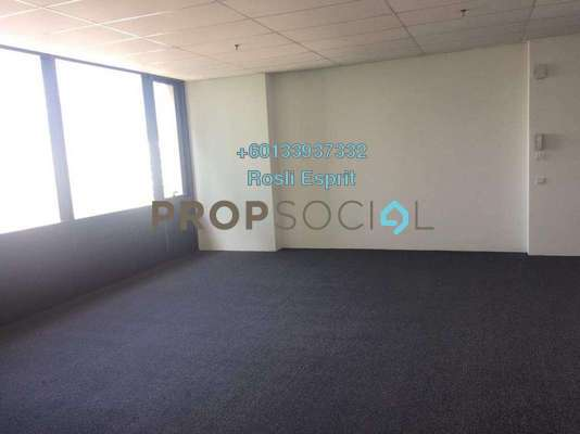 Office For Rent in Arcoris, Mont Kiara Freehold Semi Furnished 0R/1B 2.8k