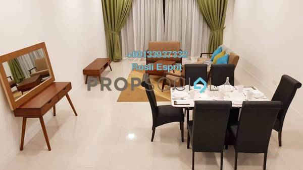 Condominium For Rent in Residensi 22, Mont Kiara Freehold Fully Furnished 3R/4B 6.9k