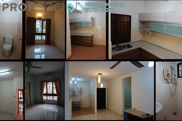 Condominium For Rent in Palm Spring, Kota Damansara Leasehold Semi Furnished 3R/2B 1.2k