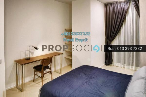 Serviced Residence For Rent in Arcoris, Mont Kiara Freehold Fully Furnished 2R/2B 4k