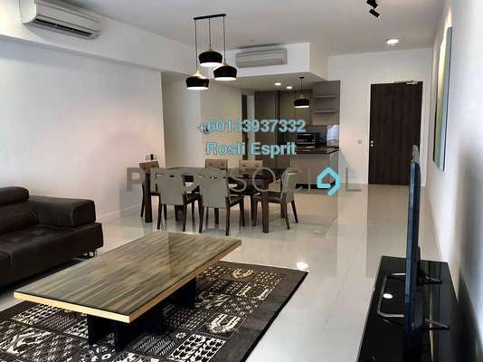 Condominium For Sale in Residensi 22, Mont Kiara Freehold Fully Furnished 3R/3B 1.57m