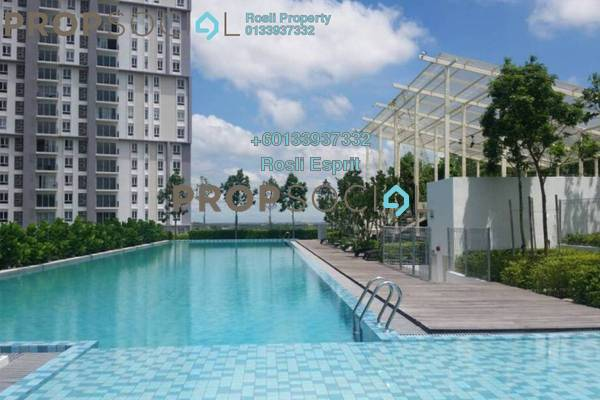 Condominium For Rent in Verdi Eco-dominiums, Cyberjaya Freehold Fully Furnished 2R/2B 3k