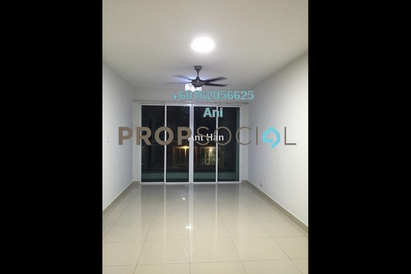 Serviced Residence For Rent in Pacific Place, Ara Damansara Leasehold Semi Furnished 2R/2B 1.6k