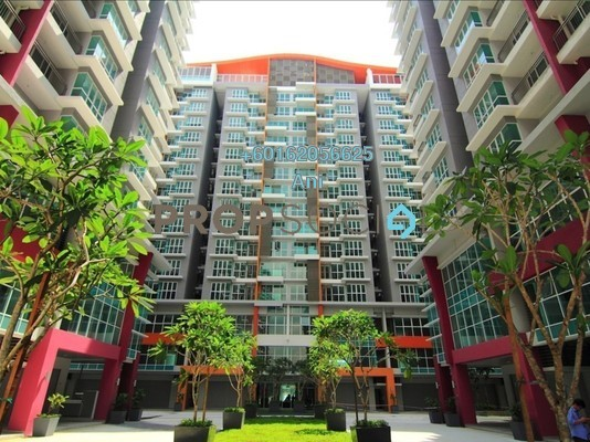 Serviced Residence For Rent in Pacific Place, Ara Damansara Freehold Fully Furnished 2R/2B 2k