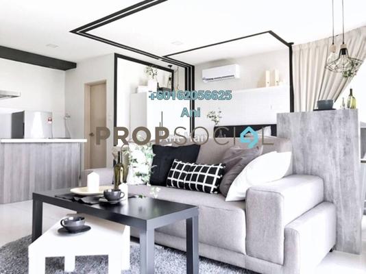 SoHo/Studio For Rent in Maisson, Ara Damansara Freehold Fully Furnished 0R/1B 1.85k