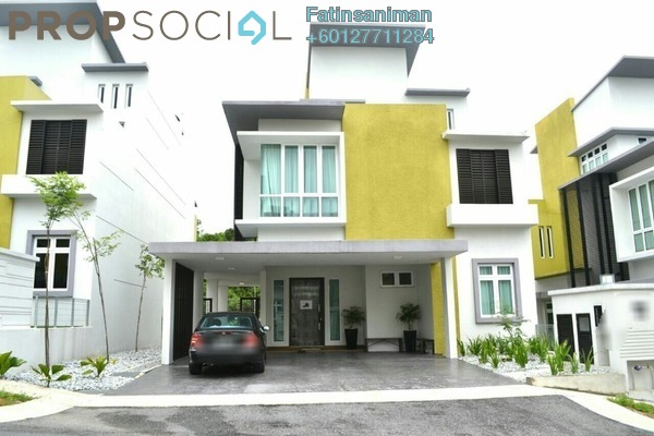 Bungalow For Sale in Tijani Ukay, Ukay Leasehold Fully Furnished 5R/6B 3m