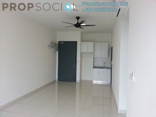 Condominium For Sale in The Link 2 @ Bukit Jalil, Bukit Jalil Freehold Semi Furnished 3R/2B 900k