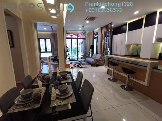 Condominium For Sale in Bennington Residences, Setapak Freehold Semi Furnished 3R/2B 592k