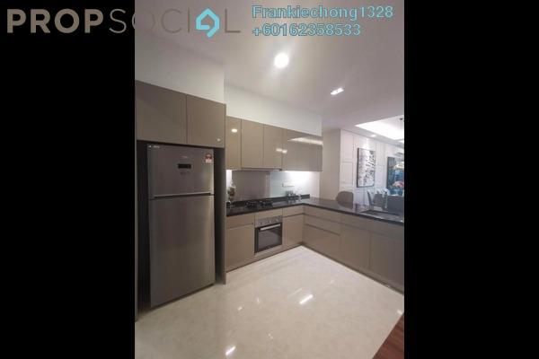 Condominium For Sale in Kaleidoscope, Setiawangsa Freehold Semi Furnished 3R/2B 590k