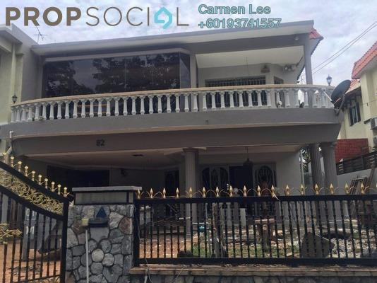Semi-Detached For Rent in SS22, Damansara Jaya Freehold Semi Furnished 6R/0B 4k
