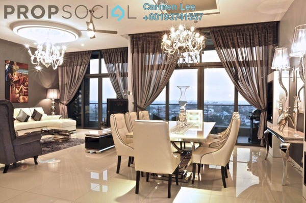 Condominium For Rent in Tropicana Grande, Tropicana Leasehold Fully Furnished 4R/4B 15k