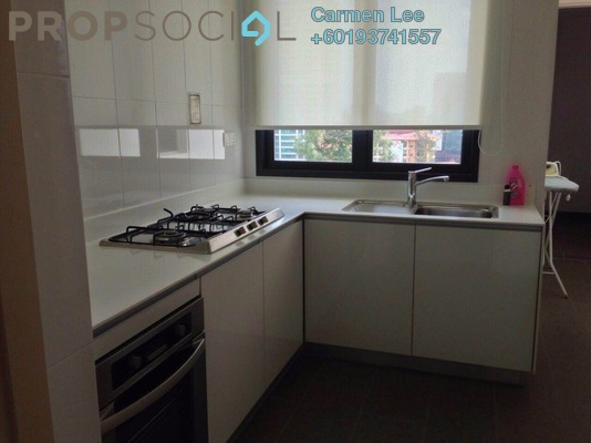 Condominium For Rent in Ampersand, KLCC Leasehold Fully Furnished 3R/0B 9k