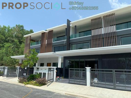 Superlink For Sale in Blue Sky Residence, Selayang Heights Freehold Unfurnished 5R/5B 1.35m