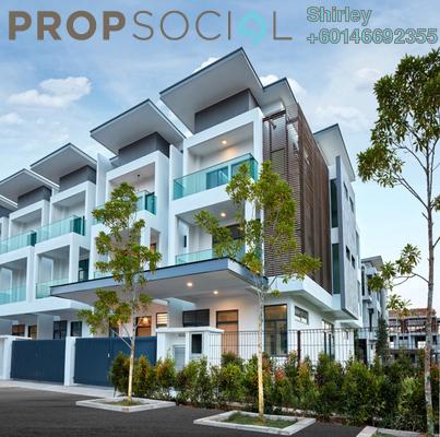 Villa For Sale in Bandar Nusaputra, Puchong Freehold Semi Furnished 5R/5B 989k