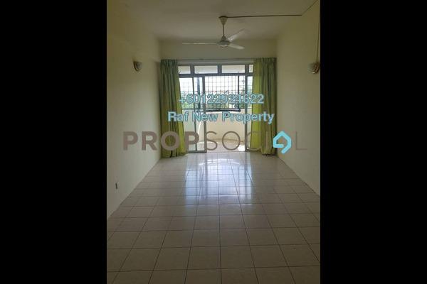 Apartment For Rent in Vista Seri Putra, Bandar Seri Putra Freehold Semi Furnished 3R/2B 1.1k