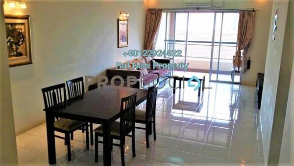 Condominium For Rent in Seri Maya, Setiawangsa Freehold Fully Furnished 3R/2B 2.8k