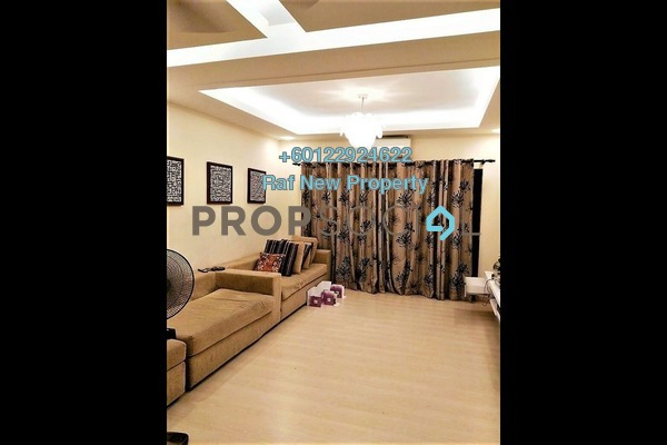 Condominium For Sale in Changkat View, Dutamas Freehold Semi Furnished 3R/2B 475k