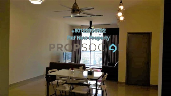 Condominium For Rent in Tamara, Putrajaya Freehold Fully Furnished 3R/2B 2.2k