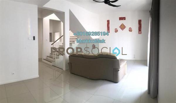 Terrace For Rent in Canary Residence, Cheras Freehold Semi Furnished 5R/5B 2.3k