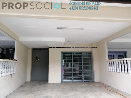 Terrace For Rent in Taman Sentosa Perdana, Klang Freehold Unfurnished 4R/2B 1.2k