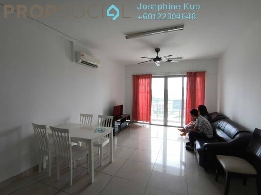 Condominium For Rent in Taman Serdang Perdana, Seri Kembangan Freehold Fully Furnished 3R/2B 2k