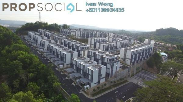 Terrace For Sale in Rimba Residensi, Seremban 2 Freehold Unfurnished 4R/4B 560k