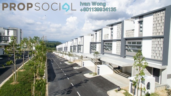 Terrace For Sale in Rasah Kemayan, Seremban 2 Freehold Unfurnished 4R/4B 570k