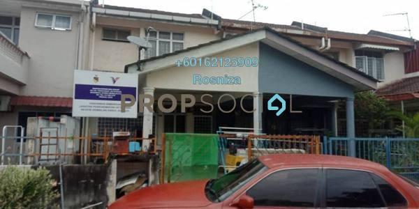 Terrace For Sale in Taman Baiduri, Seremban Freehold Unfurnished 4R/3B 340k