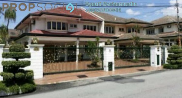 Semi-Detached For Sale in Taman OUG, Old Klang Road Freehold Semi Furnished 5R/3B 2.5m