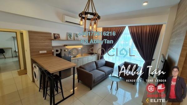 Condominium For Rent in Sutera Avenue, Kota Kinabalu Freehold Fully Furnished 2R/1B 1.8k