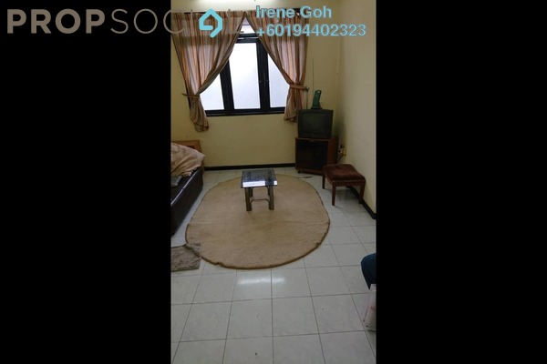 Condominium For Sale in Lahat Court, Georgetown Freehold Fully Furnished 3R/2B 400k