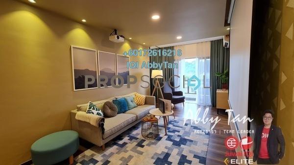 Condominium For Sale in Maya @ Likas, Kota Kinabalu Freehold Fully Furnished 3R/2B 835k