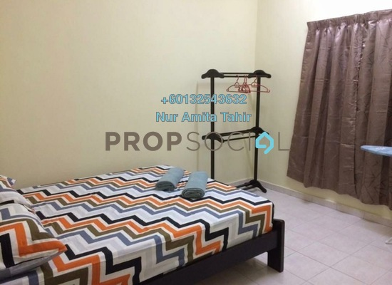Terrace For Sale in Section 7, Shah Alam Freehold Semi Furnished 5R/2B 650k