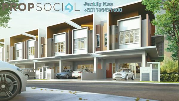 Semi-Detached For Sale in Semanja, Kajang Freehold Unfurnished 4R/5B 1.13m